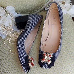 Gorgeous J. Crew Classic  pumps!